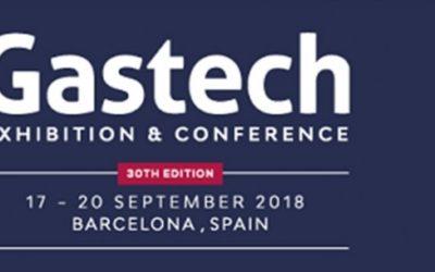 Gastech Barcelona 2018