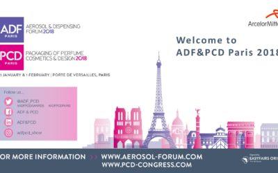 ADF PCD Paris 2018