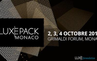 Luxepack 2017 Monaco