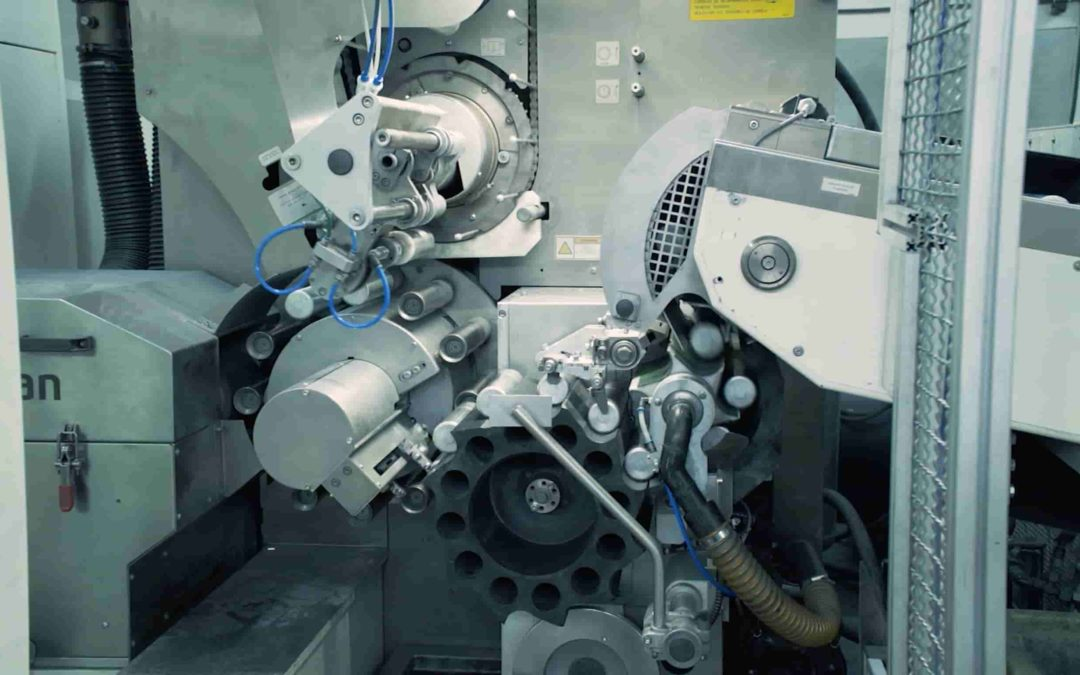 Alucan Machine